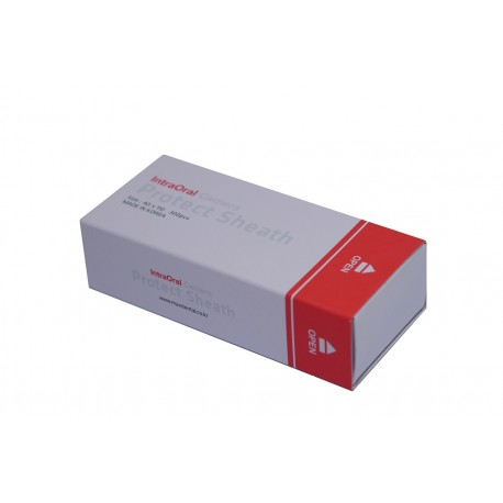 Intra -oral Camera Protection Sleeves - 40 X 110